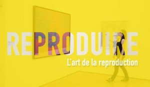 MOOC L'art moderne et contemporain en 5 gestes - REPRODUIRE - L'art de la reproduction