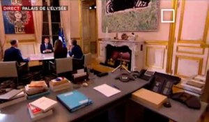 Interview d'Emmanuel Macron : les moments à retenir