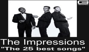 The Impressions - I'm so proud