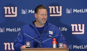 "McAdoo on Eli's struggles: ""We will take a look if there are players we can give reps to"""