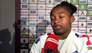 Judo - ChM (F) : Dicko «Je suis nulle au sol»