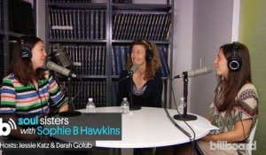 Sophie B. Hawkins on Soul Sisters Podcast