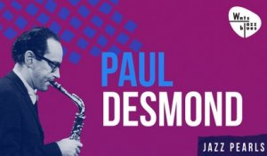 "Paul Desmond - Cool Jazz, Quiet Melodic Tone, ""Like a Dry Martini"""