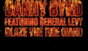 Danny Byrd - Blaze The Fire (Rah!)(feat General Levy)[Stray remix]