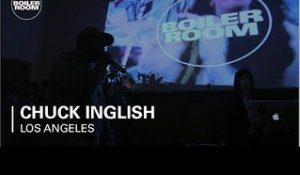 Chuck Inglish at Boiler Room Rap Life LA