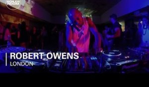 Robert Owens Boiler Room London DJ Set