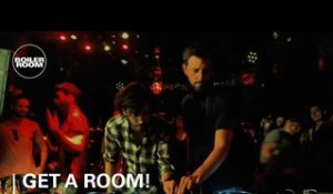 Get A Room! Boiler Room Paris DJ Set