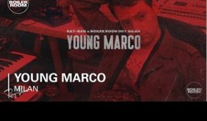 Young Marco Ray-Ban x Boiler Room 007 Milan DJ Set