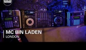 MC Bin Laden Boiler Room X Red Bull Music Academy presents Atlas