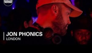 Jon Phonics Boiler Room London 5th Birthday DJ Set