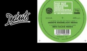 "Far Out Monster Disco Orchestra ""Where Do We Go From Here? (Dego's 2000Black Remix)"""
