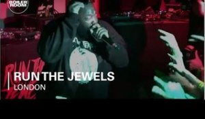 Run The Jewels Converse Rubber Tracks Live x Boiler Room London Live Set