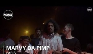 Marvy Da Pimp Boiler Room Paris DJ set