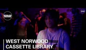 West Norwood Cassette Library Boiler Room Berlin Live Set