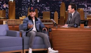 Chance the Rapper Tells Jimmy Fallon He Wrote Multiple Sketches for 'SNL' | Billboard News