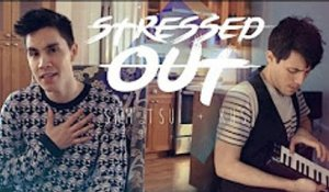 Stressed Out (Twenty One Pilots) - Sam Tsui & KHS Cover