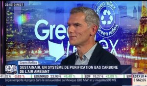 Green Reflex: Sustainair, un système de purification bas carbone de l'air ambiant - 22/11