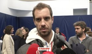 Tennis - Coupe Davis : Gasquet «Beaucoup de soulagement»