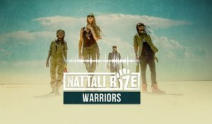 Nattali Rize - Nattali Rize - Warriors [Official Lyrics Video]