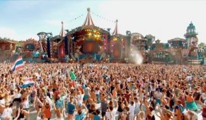 Tomorrowland 2017 | Sunnery James & Ryan Marciano