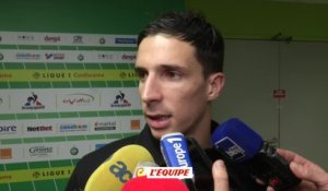 Foot - L1 - ASSE : Pajot «On joue le maintien»