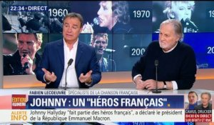 Johnny Hallyday: l'hommage (2/6)
