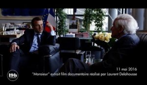 DOCUMENT FRANCE 2. Quand Jean d'Ormesson interrogeait Emmanuel Macron sur son ambition politique
