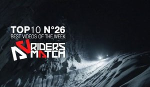 Une video de ski à couper le souffle de nuit à Chamonix | BEST OF THE WEEK n°26 - Riders Match