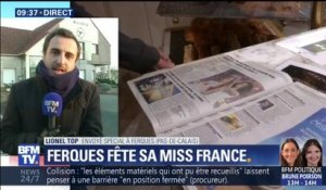 Miss France: l'élection de Maëva Coucke fait la fierté de Ferques