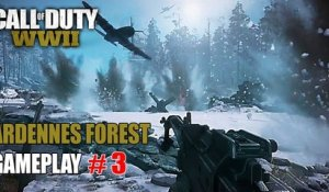 "CALL OF DUTY WW2 Let's Play Partie 3 ""Bataille des Ardennes"""