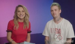Aaron Carter stopped by Billboard to discuss his latest music | In Studio