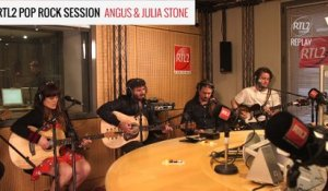 Angus & Julia Stone - Snow - RTL2 Pop Rock Session