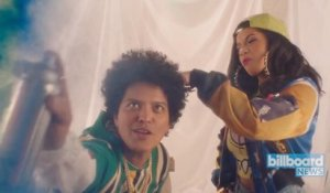 Bruno Mars & Cardi B Drop 'Finesse' Video | Billboard News