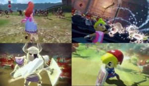 Hyrule Warriors Definitive Edition : bande-annonce pour la Nintendo Switch