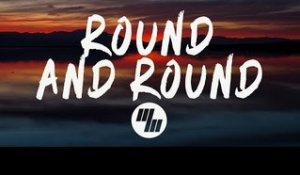 The Spacies - Round & Round (Lyrics / Lyric Video) Pilton Remix