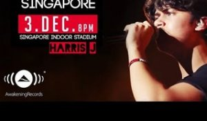 Harris J Singapore Concert Highlights
