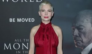 Michelle Williams Responds to Mark Wahlberg's Donation