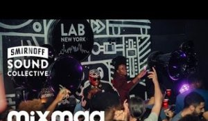 DJ Spinall afrobeats in The Lab NYC