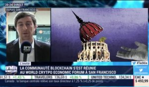 L'invitech: La communauté Blockchain s'est réunie au World Crypto Economic Forum à San Francisco - 17/01