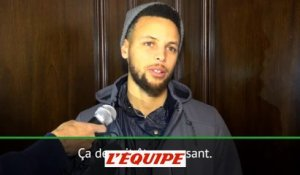 Basket - NBA - All-Star Game : Curry «Cela devrait être très amusant»