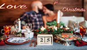 VA - Christmas Background for a Romantic Dinner