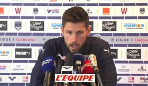 Foot - L1 - Bordeaux : Costil capitaine