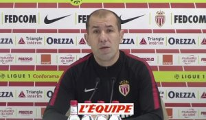 Foot - L1 - Monaco : Sans Ghezzal, Lemar et Sidibé incertains