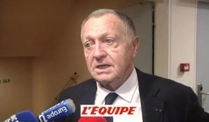 Foot - L1 - OL : Aulas «On s'est endormi»