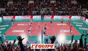 Volley - Ligue A (H) : Tours bat Poitiers