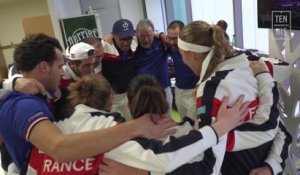 Fed Cup #FRABEL, la minute bleue n°7