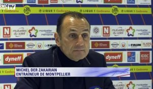 "Der Zakarian : ""On a fait un match amical..."""