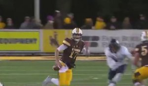 Peter Schrager's top 12 prospects: Wyoming QB Josh Allen
