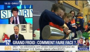 Grand froid: comment faire face ?