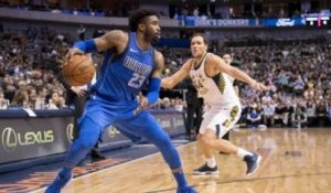 NBA : Dallas finit par surprendre Indiana